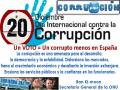 """Spain and Galicia is different"", un país cheo de corruptos que votan a favor da corrupción… @PP , @PPdeG , @XulioFerreiro y @MareaATlantica"